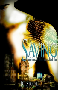 The Saving (digital cover)9.30.15