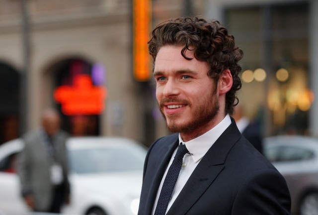 """Cast member Madden poses at the premiere for the third season of the television series """"Game of Thrones"""" in Hollywood"""